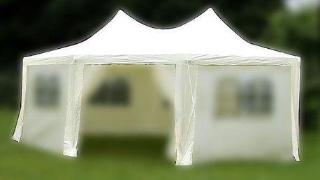 Náhradní střecha Garth na zahradní stan 6 x 4,4 x 3,3 m - krémová