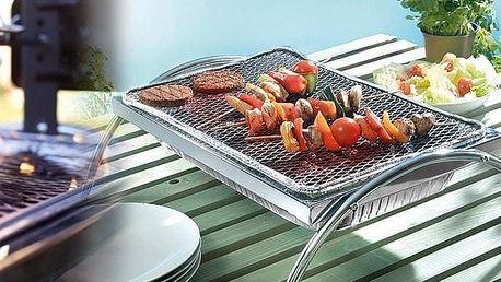 Asado Barbecue Grill pro pohodlné trávení volného času