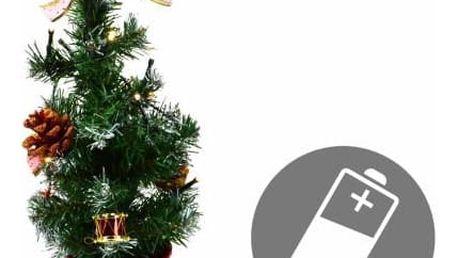 Nexos Trading GmbH & Co. KG 33495 Vánoční stromek s osvětlením 40cm