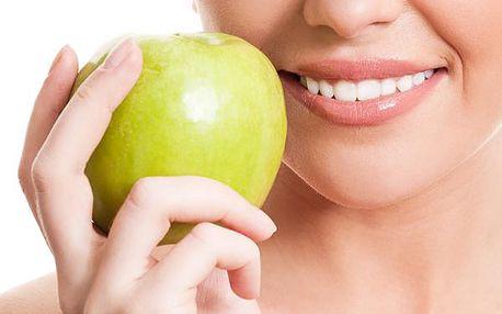 Levné neperoxidové bělení zubů