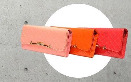 Elegantní a praktické dámské peněženky