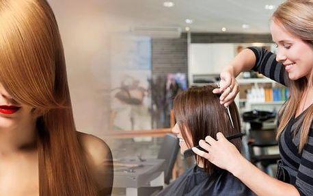 Kadeřnický balíček - barva nebo melír se střihem na jakoukoliv délku vlasů bez příplatku.Perfektní péčiaskvělý tým kadeřníkůnajdete veStudiu Step.