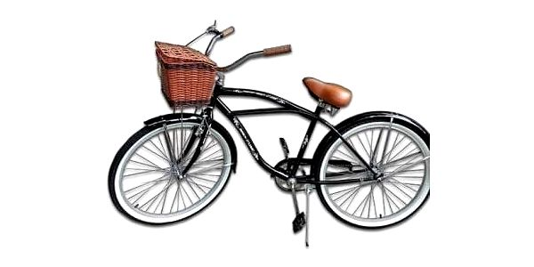 Stylové retro kolo