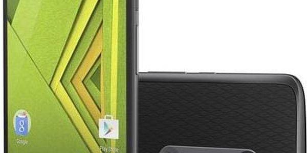 Mobilní telefon Lenovo Moto X Play 16 GB (SM4232AE7T1) černý