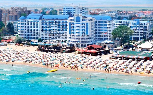 Bulharsko, Slunečné pobřeží, letecky na 4 dny s all inclusive