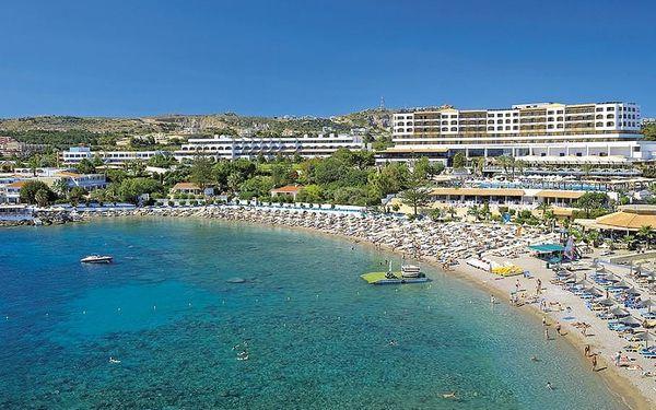 Řecko, Rhodos, letecky na 5 dní s all inclusive