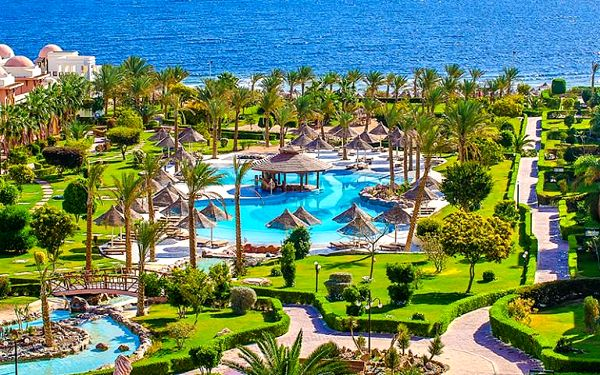 Egypt, Hurghada, letecky na 3 dny s all inclusive