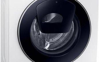 Automatická pračka Samsung s možností přidávat prádlo kdykoli během praní
