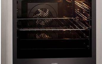 Hospodyňky doporučují: indukční sklokeramický sporák AEG s luxusně velkou troubou na pečení. Pouze 8 ks!