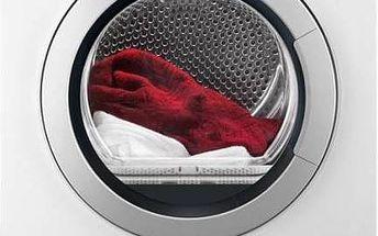 Nejoblíbenější kondenzační sušička na 8kg prádla AEG Lavatherm. Pouze 5 ks za tuto cenu!