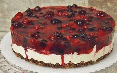 Slavnostní dorty z rodinné cukrárny