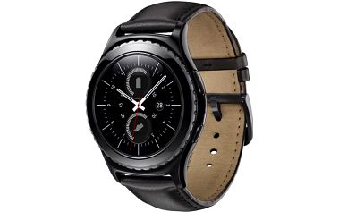Samsung Galaxy Gear S2 classic, černá - SM-R7320ZKAXEZ
