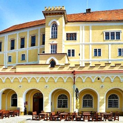 Prohlídka zámku Letovice včetně vstupu do jeskyně s drakem a zookoutku