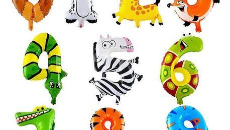 Nafukovací balónky na dětskou narozeninovou párty - dodání do 2 dnů
