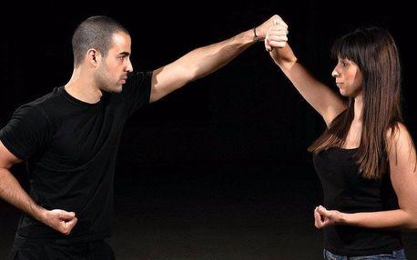 Lekce sebeobrany Krav Maga pro ženy i muže