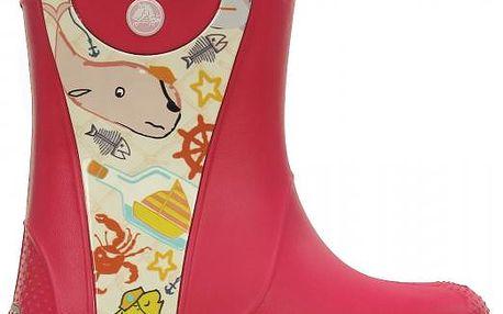 Crocs Handle It Rain Boot, dětské, dostupné velikosti 28 - 31