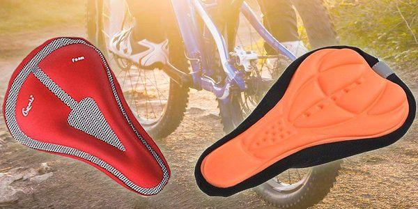 Cyklistické potahy pro pohodlnou jízdu na kole