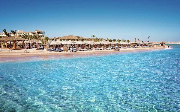 Hotel Amwaj Blue Beach Resort&spa, Egypt, Hurghada, 8 dní, Letecky, All inclusive, Alespoň 5 ★★★★★, sleva 26 %, bonus (Levné parkování na letišti: 8 dní 499,- | 12 dní 749,- | 16 dní 899,- )