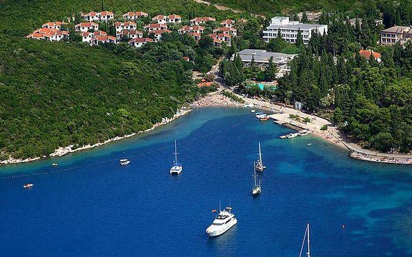 Chorvatsko - Korčula na 8 až 10 dní, light all inclusive s dopravou vlastní nebo autobusem