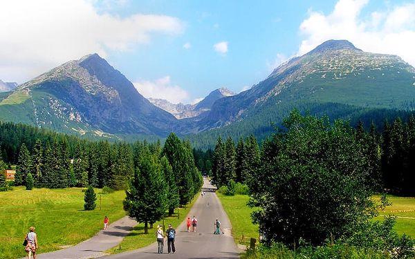 Vysoké Tatry pro DVA s neomezeným wellness a polopenzí + 2 děti zdarma