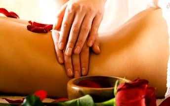 Slastná tantrická masáž pro ženy, muže nebo páry