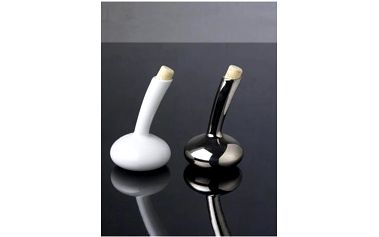 Designová porcelánová lahvička do kuchyně