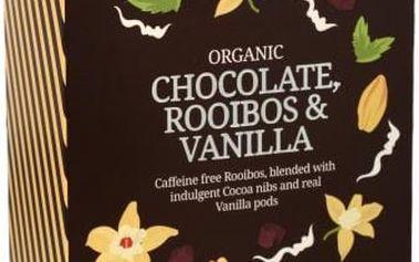 English Tea Shop Čaj Čokoláda, rooibos & vanilka 16 pyramidek + vzorek čaje GASTRO ZDARMA