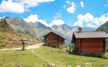 Pobyt v rakouských Alpách pro rodinu či partu