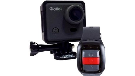 Rollei ActionCam 410 (40280) černá + Doprava zdarma