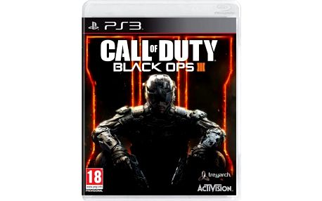 Activision Call of Duty: Black Ops 3 / PS3