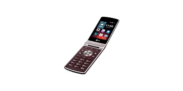 LG H410 Wine Smart Red; LGH410.ACZERK