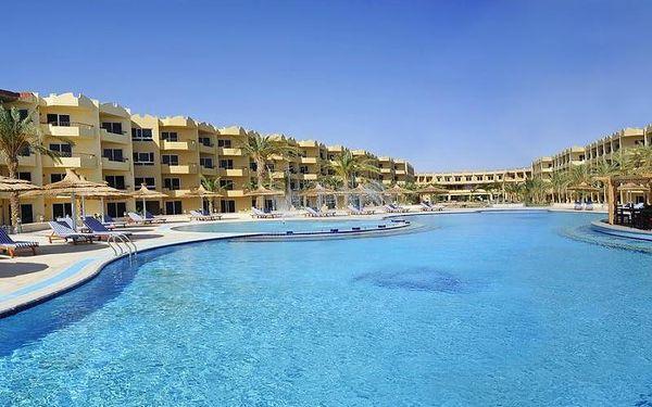 Egypt - Hurghada na 8 až 12 dní, all inclusive s dopravou letecky z Brna, letecky z Prahy nebo letecky