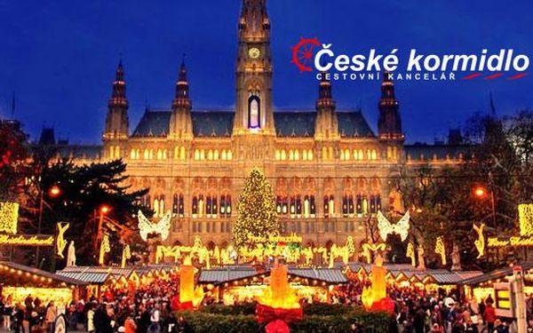 Zájezd | Adventní Vídeň a výhodné nákupy v Primarku