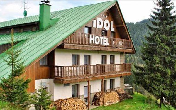 Konec léta v Krkonoších! Wellness hotel Idol*** s polopenzí a dítětem do 12 let zdarma