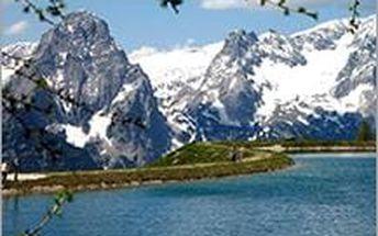 LAST MINUTE poznávací zájezd do Rakouských Alp i s ubytováním a dopravou jen za 3990 Kč!