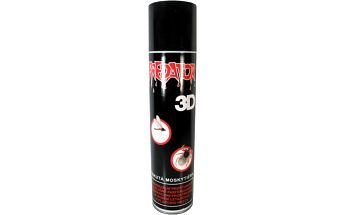 VITAR Repelent Predator 3D tekutá moskytiéra 300 ml