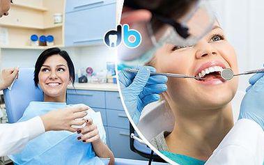 Dentální hygiena včetně instruktáže, fluoridace, depurace a prevence s možností airflow