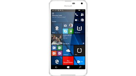 Microsoft Lumia 650 LTE White; A00026947
