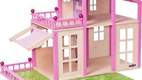 "Woody Domeček pro panenky ""Britta"""