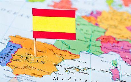 Kurz španělštiny pro pokročilé začátečníky A1/A1+ - čt 19.00 - 20.30 s rodilým mluvčím mluvícím česky