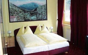 Hotel Haas, Rakousko, Salcbursko - Gasteinertal - Grossarltal, 5 dní, Vlastní, Polopenze, Alespoň 4 ★★★★, sleva 10 %