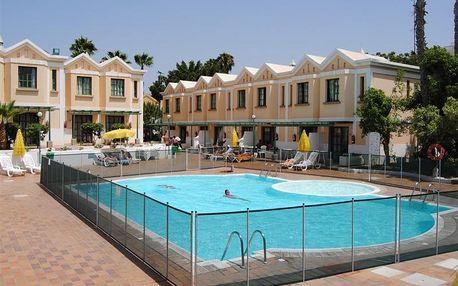 Kanárské ostrovy - Gran Canaria na 8 až 15 dní, bez stravy s dopravou letecky z Prahy