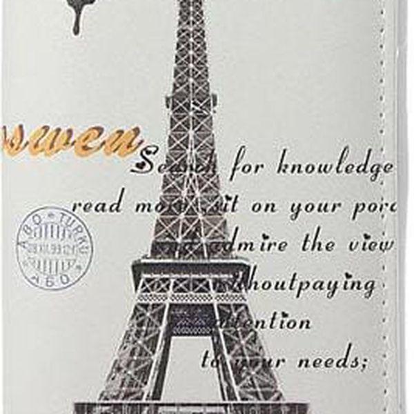 Skvělá retro peněženka - Paříž - dodání do 2 dnů