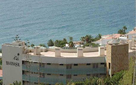 Kanárské ostrovy - Gran Canaria na 8 dní, polopenze, snídaně nebo bez stravy s dopravou kraków
