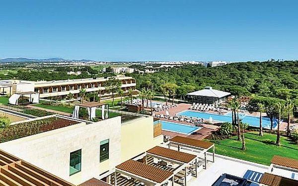 Portugalsko, Algarve, letecky na 8 dní se snídaní