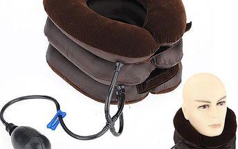 Nákrčník pro úlevu od bolesti krku a hlavy