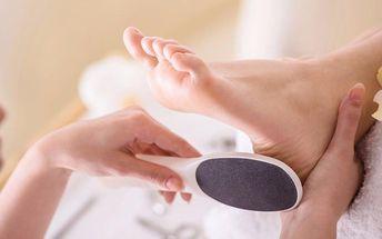 Profesionální medicinální pedikúra s masáží