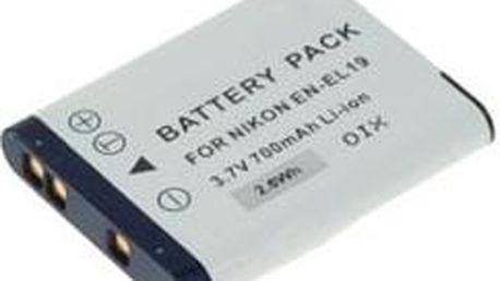 Baterie Avacom pro Nikon EN-EL19 Li-ion 3.7V 620mAh (DINI-EL19-354)