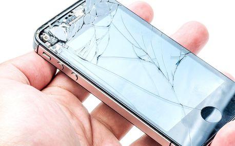 Kupon na slevu: Výměna prasklého displeje u iPhone
