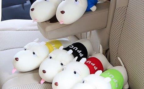 Osvěžovač vzduchu do auta či kanceláře - 7 barev